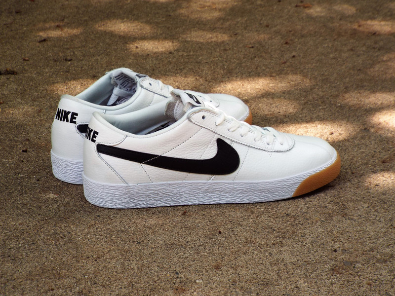 Nike SB Bruin Premium SE Summit White Shoes