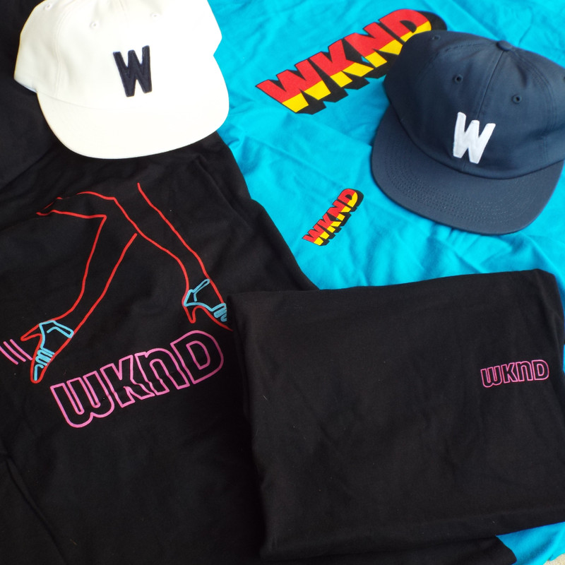 New WKND Hardgoods and Apparel are now in stock!
