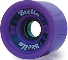 Stella 69 Purple Longboard Wheels - 69mm 78a