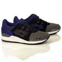 "Asics Gel-Lyte III Shoes - Black/Black ""High Voltage Pack"""