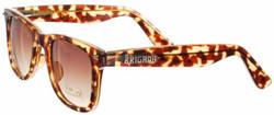 Brigada Rodriguez Sunglasses - Tortoise