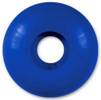 Steadfast Blank Blue Wheels - 52mm