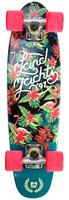 """Landyachtz Mini Dinghy 26 Floral Longboard Complete - 7"""" x 26"""""""