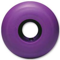Steadfast Blank Purple Wheels - 52mm