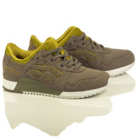 Asics Gel Lyte III Shoes - Moonrock/Moonrock