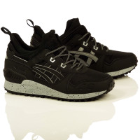 Asics Gel Lyte MT Shoes - Black/Black