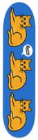 """Revive (Life's Good) Bagel Skateboard Deck - 8.25"""""""