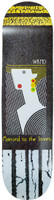 WKND Married To The Streets Skateboard Deck - 8""