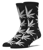 Huf Tie Dye Plantlife Crew Socks - Navy