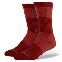 Stance Spectrum Socks - Red