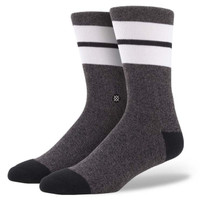 Stance Sequoia Wool Socks - Black