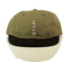 Quasi Trademark Strapback Hat  - Slate