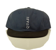 Quasi Trademark Strapback Hat - Mist