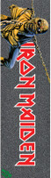Mob Iron Maiden Piece of Mind Griptape Sheet
