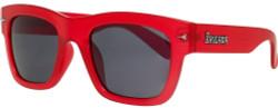 Brigada Big Shot Red Sunglasses