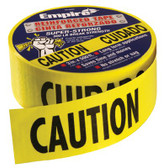 EMPIRE LEVEL Safety Barricade Tapes (272-76-0600)