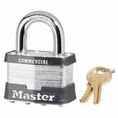 Master Lock Laminated Padlocks Keyed Alike Key Code 0303 (470-5KA-0303)