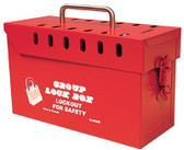 NORTH SAFETY Group Lock Boxes (068-GLB03/E)
