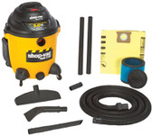 SHOP-VAC Industrial Wet/Dry Vacuums (677-962-51-10)