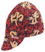 COMEAUX CAPS Deep Round Crown Caps (118-2000R-7-3/8)