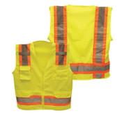 Yellow Class II Vest (SV230YOP)