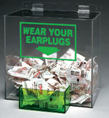 Brady Large Capacity Ear Plug Dispensers (262-PD439G)