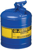 Justrite Type I Safety Cans (400-7120110)