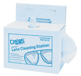 CREWS Disposable Lens Cleaning Stations (135-LCS1)