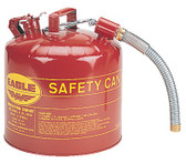 EAGLE MFG Type ll Safety Cans (258-U2-51-S)