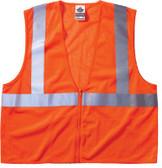 ERGODYNE GloWear® 8210Z Class 2 Economy Vest (150-21045)
