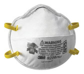 3M OH&ESD N95 Particulate Respirators (142-8210PLUS)