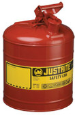 JUSTRITE Type I Safety Cans (400-7125100)