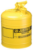 JUSTRITE Type I Safety Cans (400-7150200)