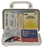PAC-KIT 10 Person ANSI Plus First Aid Kits (579-6410)