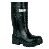 * Cofra Thermic Black Polyurethane Safety Boot (CFR-00040-CU3)