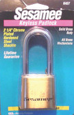 CCL Sesamee®  Keyless Padlocks (197-K0437)