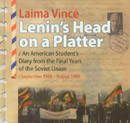 LENIN'S HEAD on a PLATTER