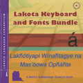 Lakota Keyboard and Fonts Bundle