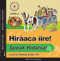 Hidatsa Level 2 Audio CD