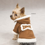 Sherpa Dog Jacket - Medium