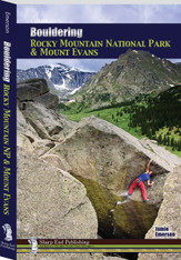 Bouldering Rocky Mountain National Park & Mt. Evans