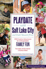 Playdate with Salt Lake and the Wasatch