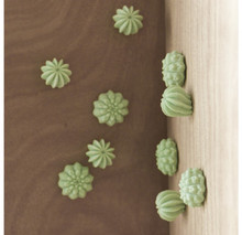 Wall Play Cactus (set of 10, 5 of each design)