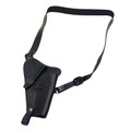 U.S. WWII 1911 .45 M7 Leather Shoulder Holster - Embossed U.S. - BLACK