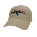 Poly Technologies Baseball Cap/Hat in Khaki