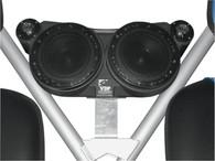 7135 - Four Speaker Sound Wedge - Polaris RZR Razor(Between the Seats Mount)