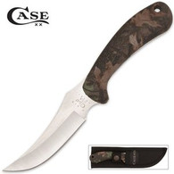 Case® Ridgeback Hunter Fixed Blade Knife with Camouflage Zytel Handle