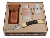 Case® Hammerhead Lockback Knife with Gift Tin