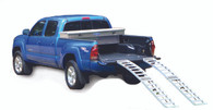 Folding Aluminum Arched Loading Ramps