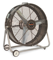 "24"" Contractor Barrel Fan"